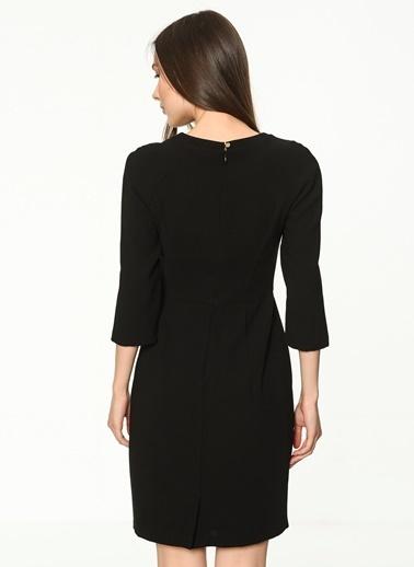 Truvakar Kol Dar Mini Elbise-Bovona